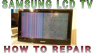 "SAMSUNG 26 "" LCD TV VERTI…"
