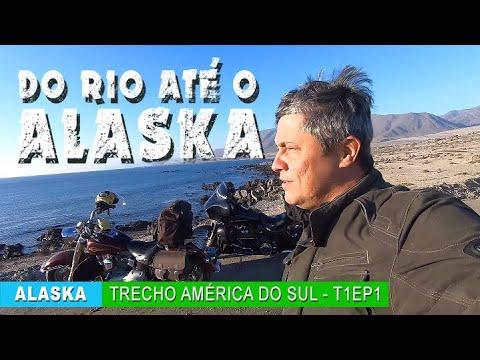 [Dia 1] A Expedição Américas de Moto começa hoje! [ mototurismo motovlog harley motocicleta ]
