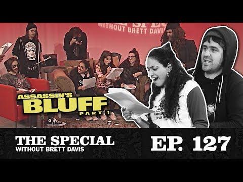 "The Special Ep. 127 ""Assassin's Bluff"" with Farah Brook, Fareeha Khan, Sheri Barclay & Sharkmuffin"