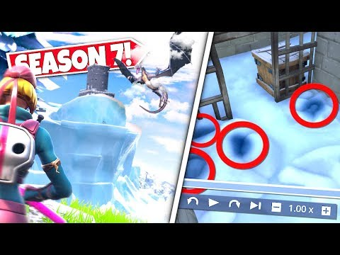*NEW* ALL DRAGON EGGS *MISSING* FROM POLAR PEAK AS PLAYERS PREPARE FOR DRAGONS! SEASON 7 UPDATE!: BR