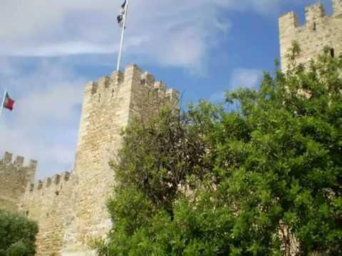 Castelo de São Jorge - Lisboa - Portugal