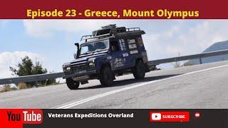 Season 2 Episode 23 Leaving Albania and heading into Greece