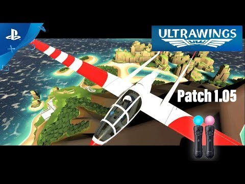 Ultrawings /ps4 pro/ PSVR  _ Patch 1 05 / german / deutsch