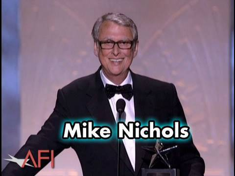 Mike Nichols Accepts the AFI Life Achievement Award in 2010