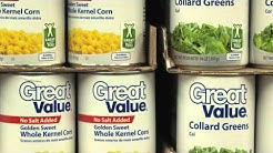 "Video News Release - Walmart Announces ""Great For You"" food labeling initiative"