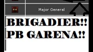 Video bagi bagi AKUN PB GARENA PANGKAT Brigadier/Bintang! download MP3, 3GP, MP4, WEBM, AVI, FLV Oktober 2018