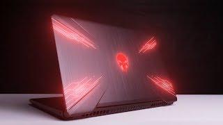 Самый дешевый Игровой Ноутбук 2018 или все же ПК? Обзор Asus FX504