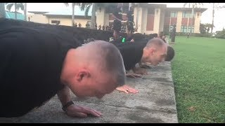 Physical Fitness Training Pacific Army Reserve