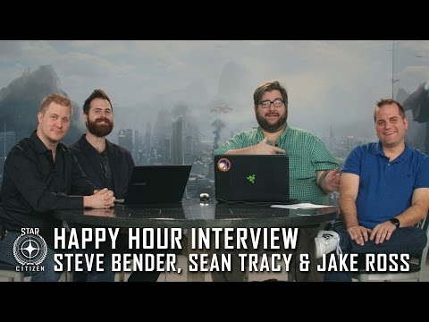 Happy Hour Interview: Sean Tracy, Steve Bender, & Jake Ross