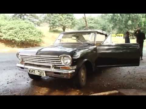 Kenyan Classic Cars