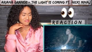 Baixar Ariana Grande - the light is coming ft. Nicki Minaj | REACTION