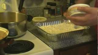 Let's Cook Deep Dish Lasagna