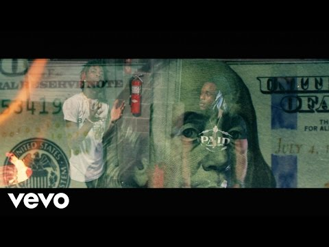Shad Da God - Would You Ride ft. Rich Homie Quan