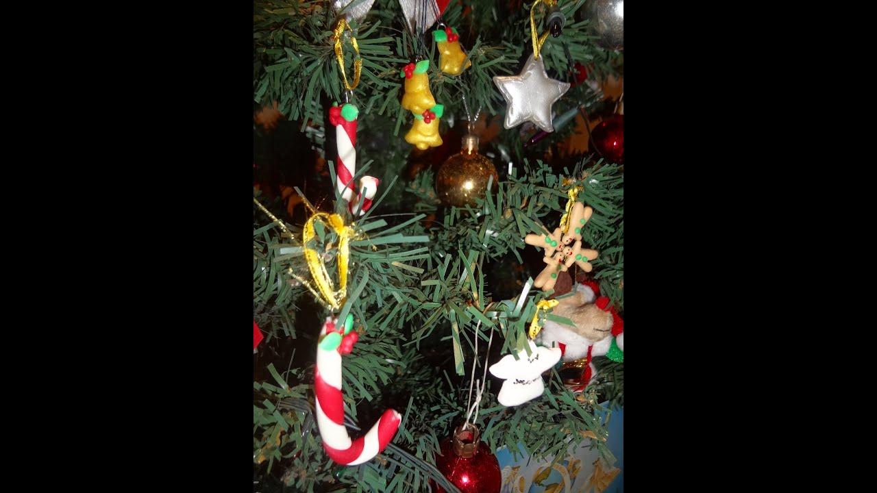 Adornos para navidad en porcelana fria youtube for Adornos navidenos en porcelana fria utilisima