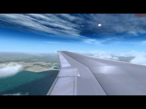 """Air Afrique"" DC-10-30 Dar-Es-Salaam to Bujumbura, Burundi"