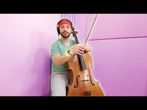 Long Long Ago Variation With Staccato Bow + Where To Wear Your Smartwatch | Online Cello Lessons