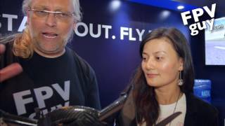 InterDrone 2016 -  ERIDA drone - YI technologies