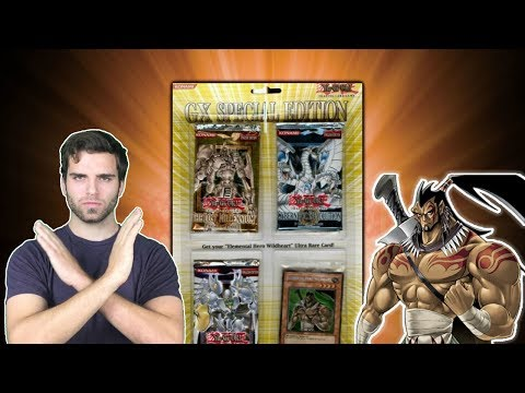 YuGiOh GX Special Edition Blister Pack Opening! The Sacred Beast have Awakened OH BABY!!