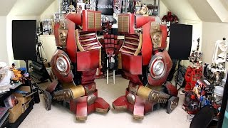 XRobots - Iron Man Hulkbuster Cosplay Part 58, THE LAST PART EVER ??!!