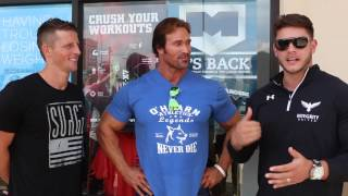 Complete Nutrition Promo   Surge Supplements   Mike O
