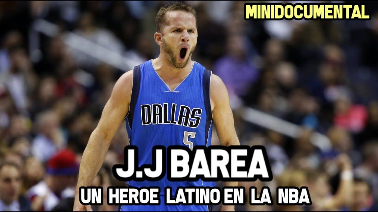 J.J Barea - La Historia de un Héroe Latino | Minidocumental NBA