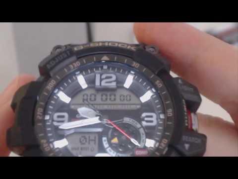 Yolunuzu kaybettirmeyecek saat: Casio G-Shock GG-1000 - KARPA Video Kılavuz ve Saat İncelemeleri #5