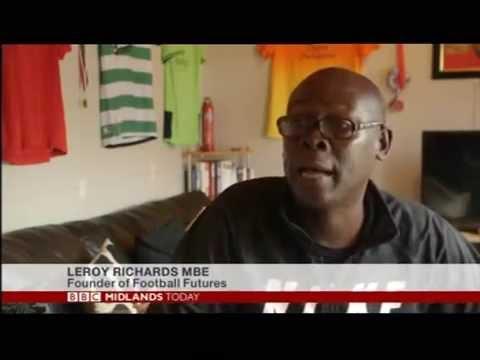 Birmingham: Football Futures needs funding - to reward young people career