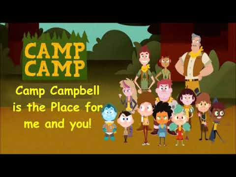 Camp Camp Theme Song Lyrics!