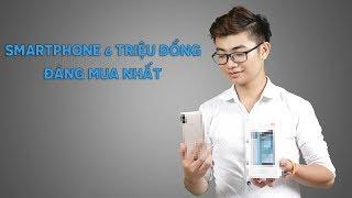 Mở hộp smartphone chính hãng đáng mua nhất tầm giá 6 triệu đồng