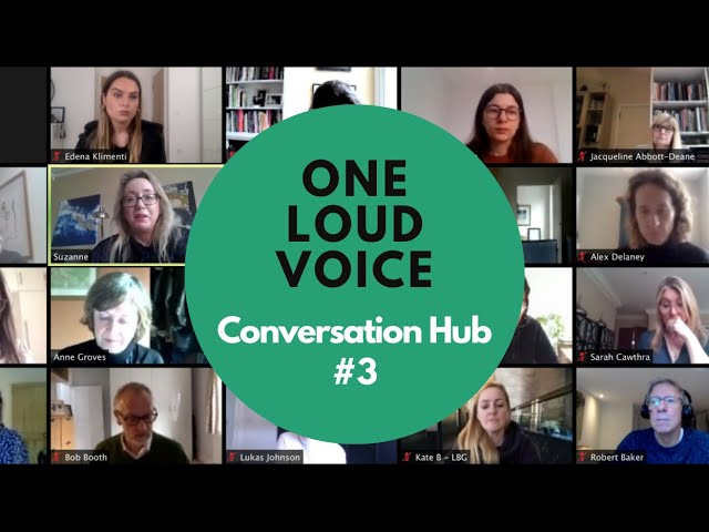 Conversation Hub | Working women 2021 - out of sight, out of mind?