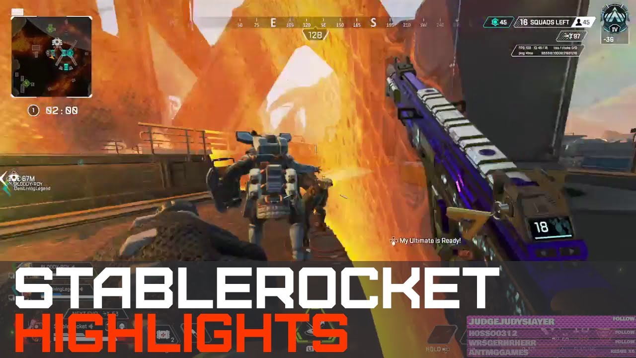 StableRocket | Highlights | 19