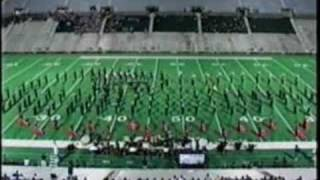 azle high school marching band mgp latin fire 2004