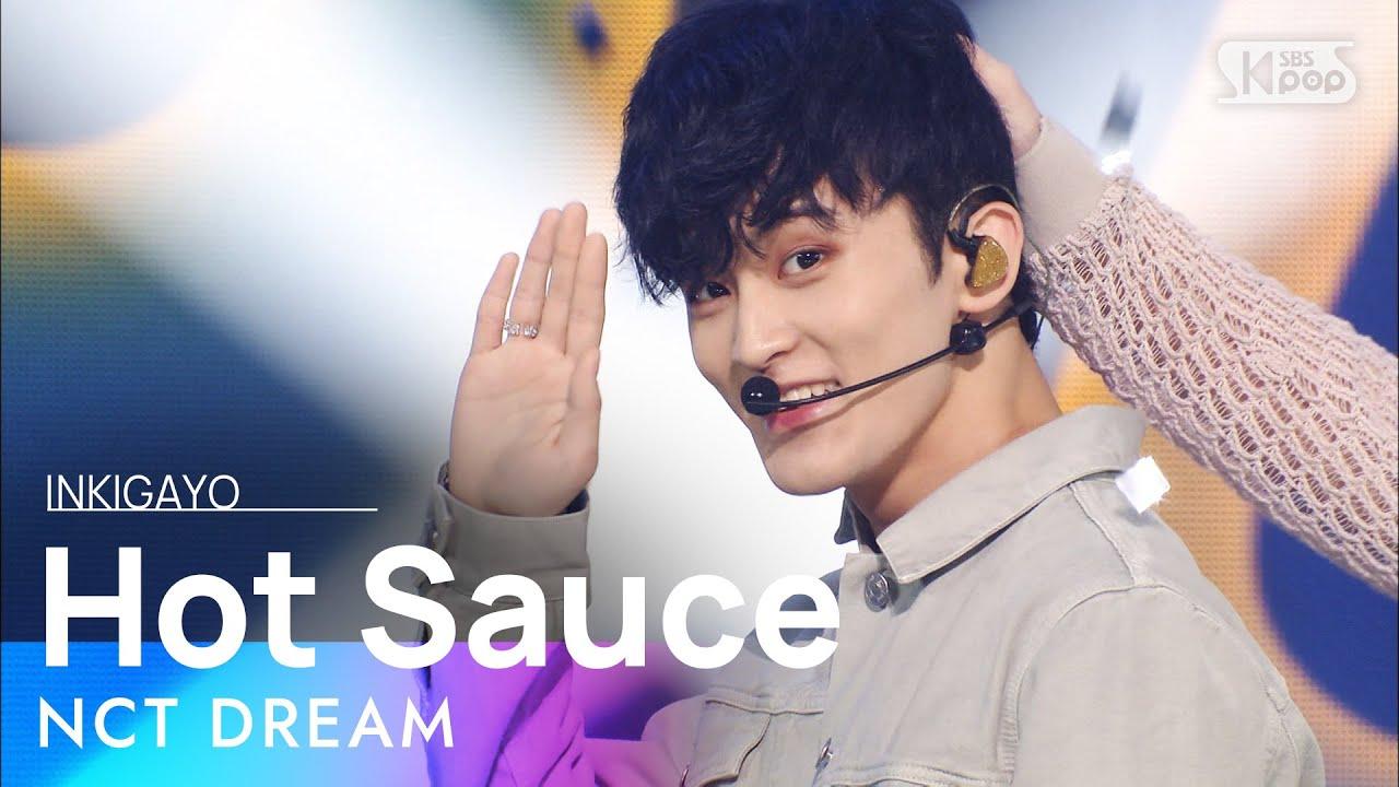 NCT DREAM(엔시티 드림) - Hot Sauce(맛) @인기가요 inkigayo 20210530