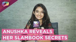 Download Video Anushka Sen Shares Her Slambook Secrets | Exclusive Interview MP3 3GP MP4