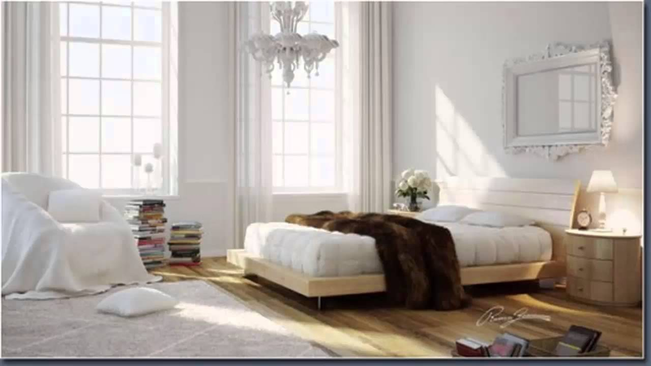 Ordinaire  غرف نوم خشب ابيض White Wood Bedrooms   YouTube