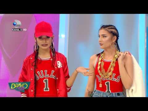 Bravo, ai stil! (25.05.2017) - Adela si Marisa au defilat de mana si au fost jurizate impreuna!