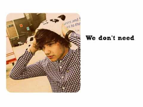 One Direction  Chasing Cars with lyrics