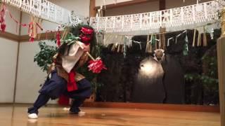 高千穂神社 夜神楽 thumbnail