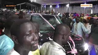 Arrivée Sokhna Batôr à Ngabou chez Sokhna Aida Diallo