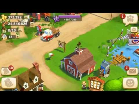 Farmville 2 iphone ipad hilesi