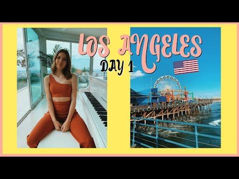 ZOÉ À LOS ANGELES / DAY 1