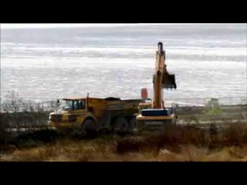 The Thames transformation. Landfill to natural heaven. BBC Countryfile