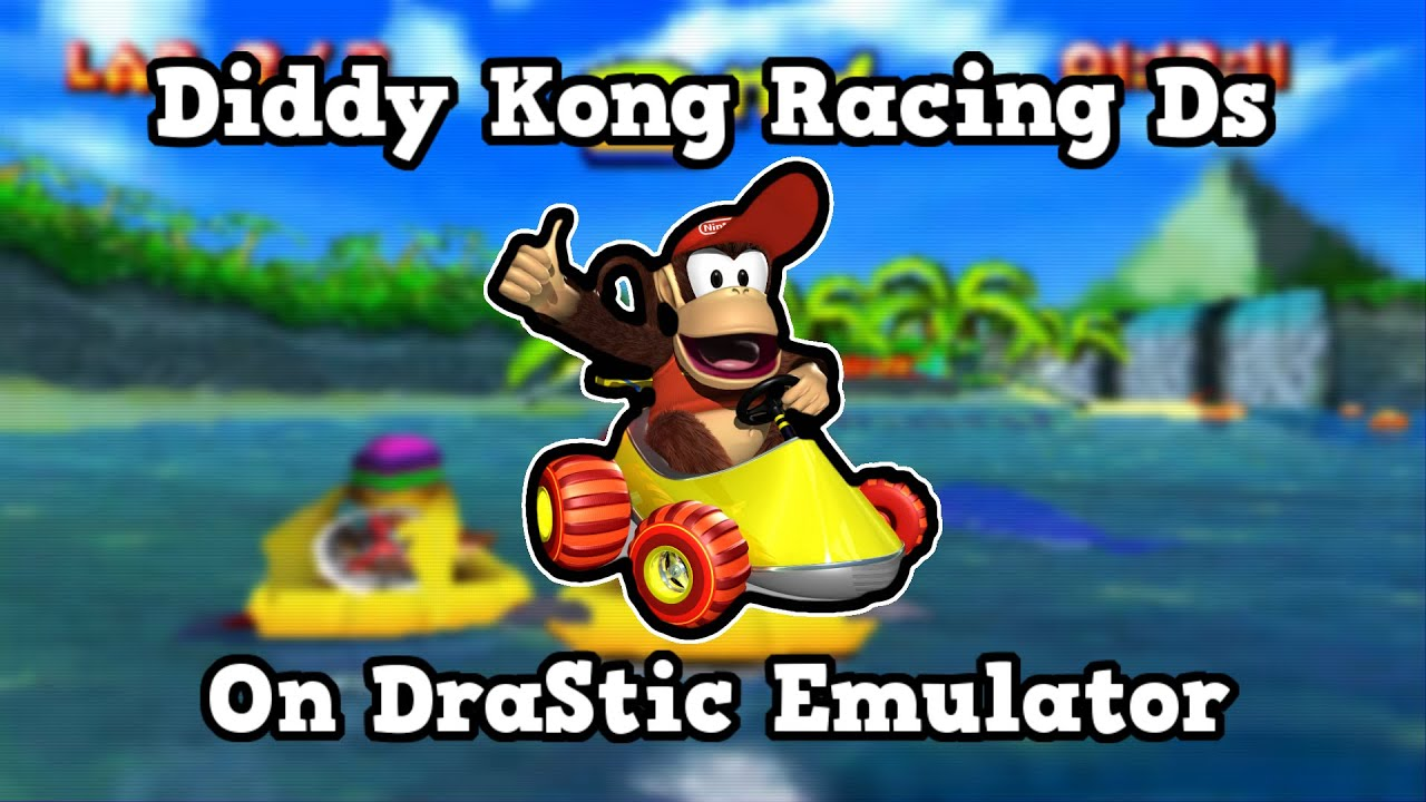 Diddy Kong Racing Ds on Drastic Emulator - YouTube