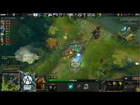 Zenith vs Orange - SEA League - Finals - Game 3