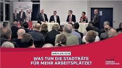 Wahlen 2018: Arbeitsplätze in Winterthur