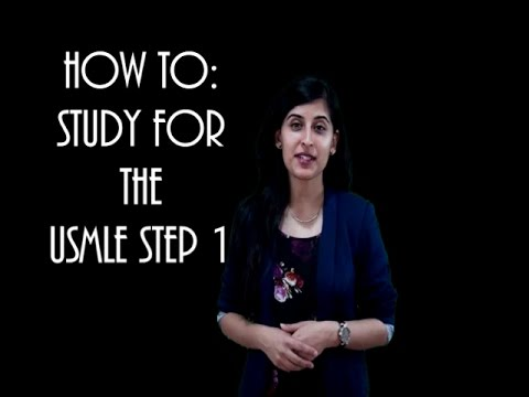 How to Study for the USMLE Step 1 [Part 1] (First Aid, USMLE World, Pathoma, DIT, USMLE RX, etc)
