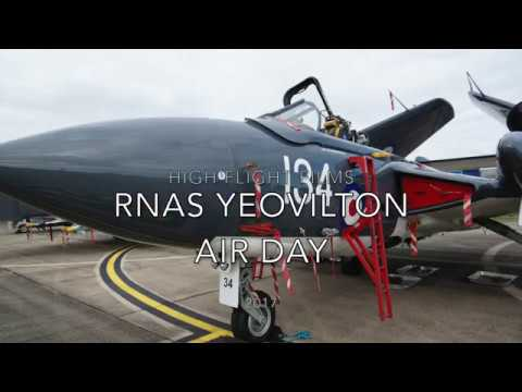 Yeovilton Air Day 2017 (Full Airshow) in 4K