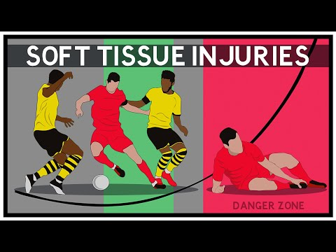 Soft Tissue Injuries: What Are They And Why Are They Happening More?