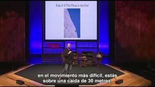 9 lecciones para la vida – Presentación de Matthew Childs en TED 2009