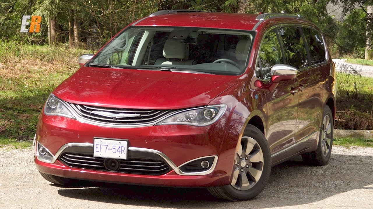 2018 Chrysler Pacifica Hybrid Real World Review We Need One